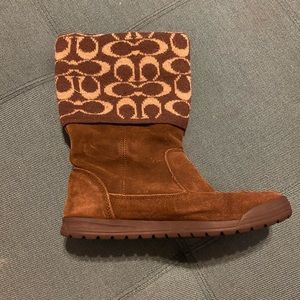Tatum Coach Winter Boots